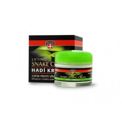 Anti-wrinkle face cream with snake venom 50ml