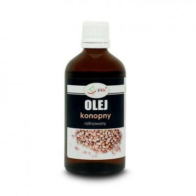 Hemp oil unrefined