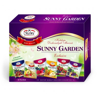 Sunny Garden tea mix 6x6 72g