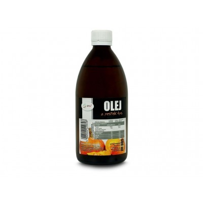 Pumpkin seed oil cold-pressed 500ml