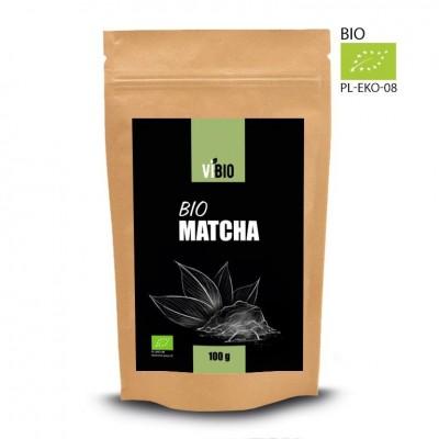 Bio matcha thee