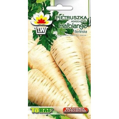 Parsley root halblange