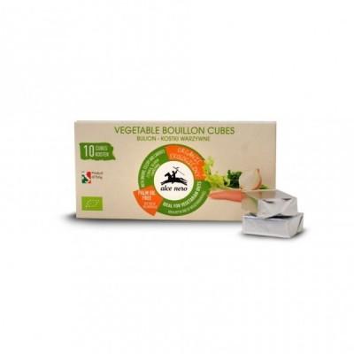BIO Vegetable bouillon cubes 100g