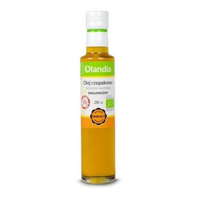 BIO Rapeseed oil cold pressed