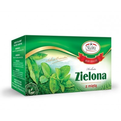 Green tea with mint 20 x 2g