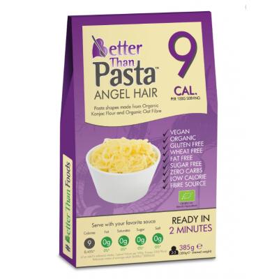 BIO Better Than Pasta Angel Hair 385g