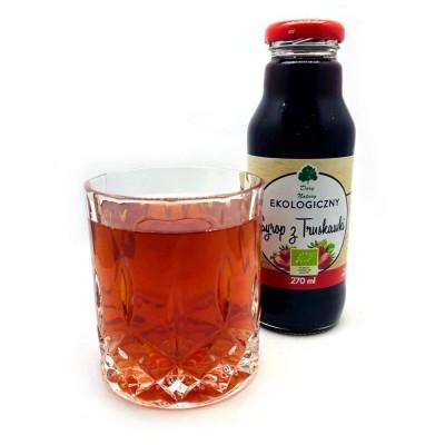 BIO Strawberry syrup 270ml