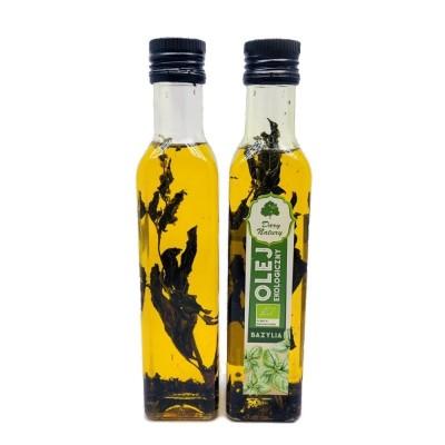 BIO Basil oil