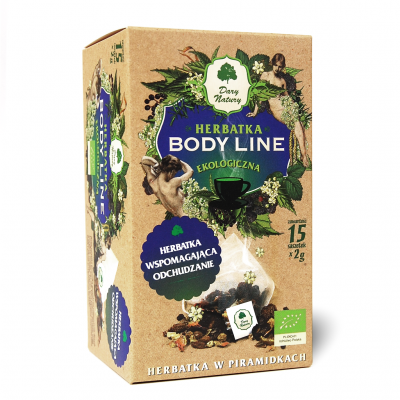 BIO Body line tea 15 x 2g