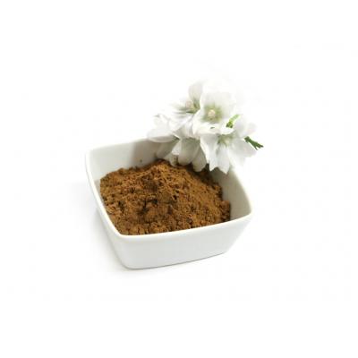 Guarana met een bloem 2