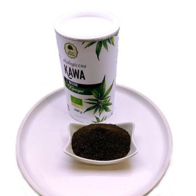 BIO  Coffee substitute from hemp seeds