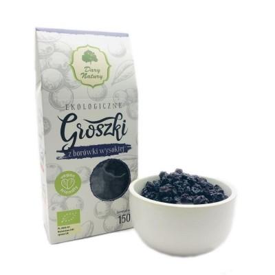 BIO Highbush blueberry 'beads'