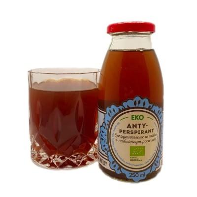 BIO Anti-perspirant drink