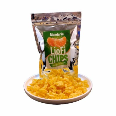Mandarin freeze-dried