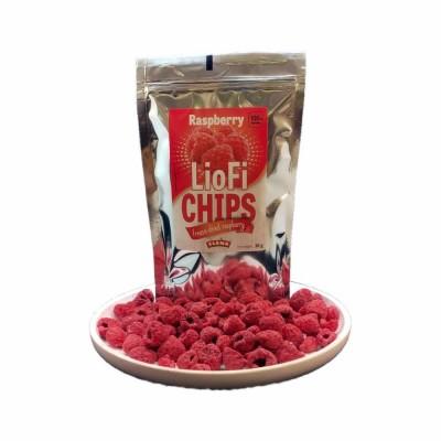 Raspberry freeze-dried