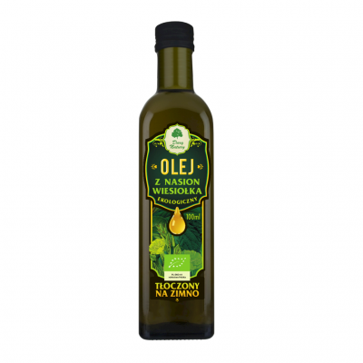 BIO Evening primrose oil cold pressed