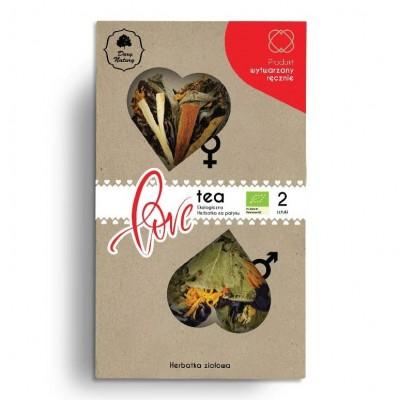 BIO Tea on a stick - LOVE 2st [PL label]