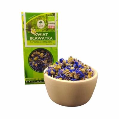 BIO Cornflower whole edible