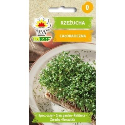 Cress garden year-round seeds