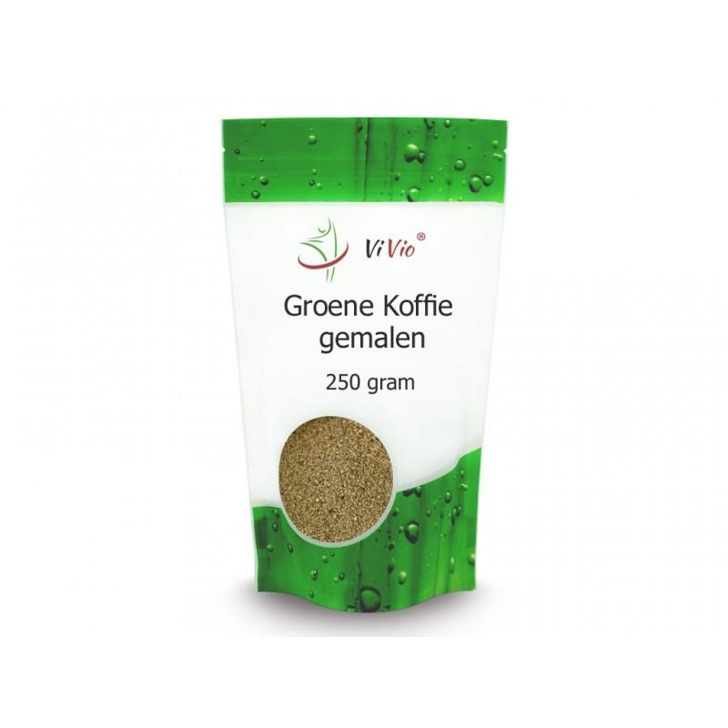 Wonderlijk Groene Koffie gemalen 250g HI-26