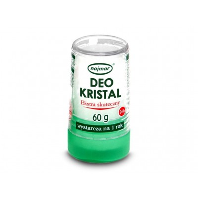 Deo Kristal 60g