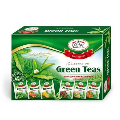 Groene thee set