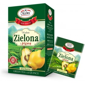 Green tea with quince 20 x 1.5g