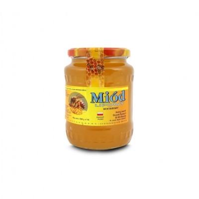 Lindebloesem honing