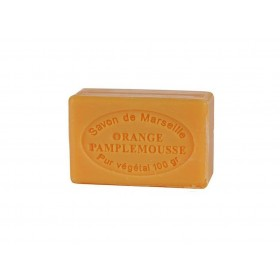 Marseille Soap Orange-Grapefruit 100g