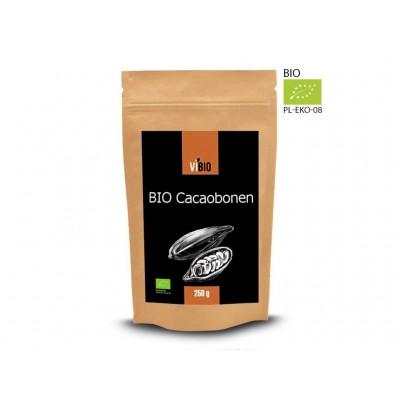 BIO cacaobonen 250g
