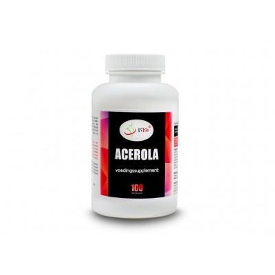 Acerola 500mg 100 capsules