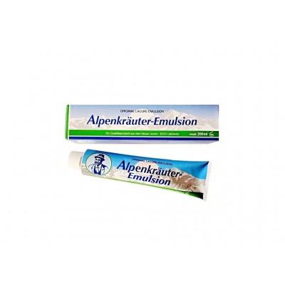 Alpine herbs emulsion Lacure (white) 200ml