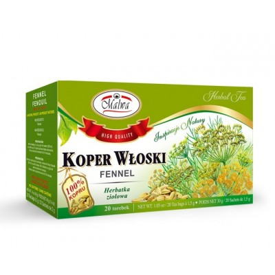 Fennel tea 20 x 1.5 g