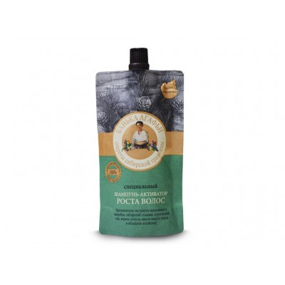 Shampoo speciaal - stimuleert de haargroei 100ml