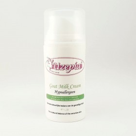 Goat Milk Cream Hypoallergeen 100ml