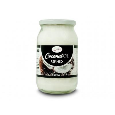 Kokosolie geraffineerd 900ml