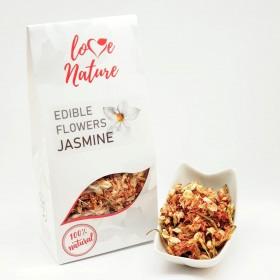 Jasmine petals edible