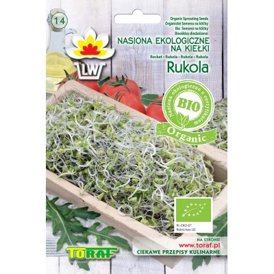 BIO Sprout seeds rucola