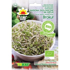 BIO Sprout seeds broccoli
