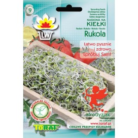 Sprout seeds rucola